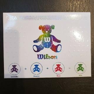 ウィルソン(wilson)の未使用 Wilson レディースゴルフボール(その他)