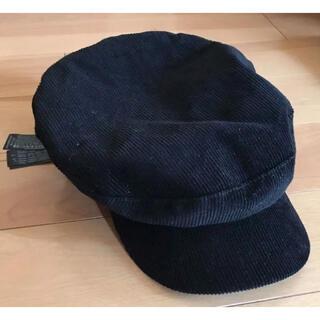 ザラ(ZARA)の新品未使用 ZARA キャスケット 帽子 キャップ(キャスケット)