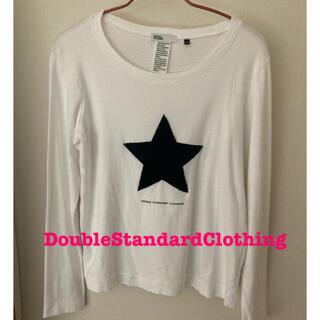 ダブルスタンダードクロージング(DOUBLE STANDARD CLOTHING)のダブルスタンダード ロングTシャツ(Tシャツ(長袖/七分))