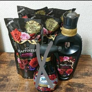 ピーアンドジー(P&G)のレノア HAPPINESS ダークローズ&チェリー 計6点(洗剤/柔軟剤)