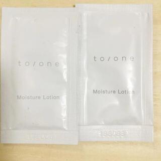エッフェオーガニック(F organics)のto/one モイスチャーローション 化粧水 トーン サンプル(化粧水/ローション)