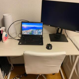 ニトリ(ニトリ)のデスク&チェア(オフィス/パソコンデスク)