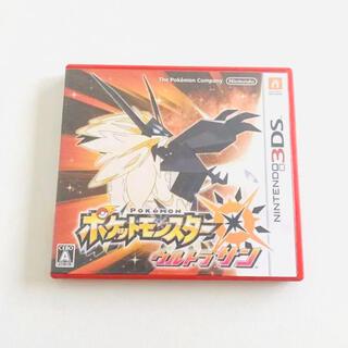 ニンテンドー3DS(ニンテンドー3DS)のポケットモンスター ウルトラサン(携帯用ゲームソフト)