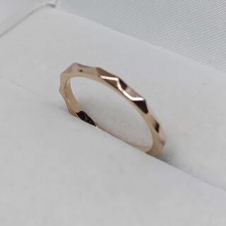 ココシュニック(COCOSHNIK)のココシュニック K10リング(リング(指輪))