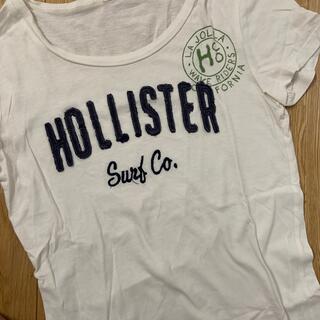 ホリスター(Hollister)の【美品】HOLLISTER Tシャツ(Tシャツ(半袖/袖なし))