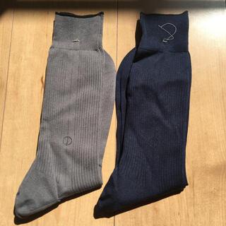 ダンヒル(Dunhill)の新品 メンズ ダンヒル ビジネスソックス 靴下 25(ソックス)