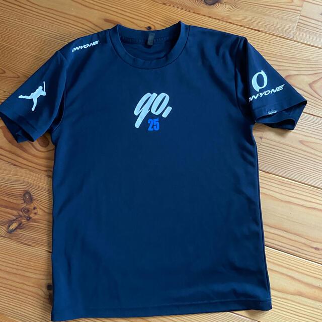 ONYONE(オンヨネ)のオンヨネ 筒香 限定Tシャツ Sサイズ スポーツ/アウトドアの野球(ウェア)の商品写真