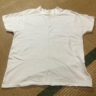 パラスパレス  白シャツ(Tシャツ(半袖/袖なし))