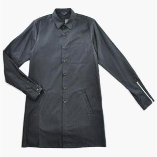 ボーイロンドン(Boy London)の◆99%is...◆ウィンドウチェックコート黒(シャツ)