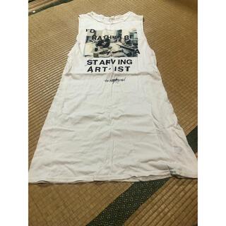 LOVE NAIL TREE ティシャツ  タンクトップ(タンクトップ)