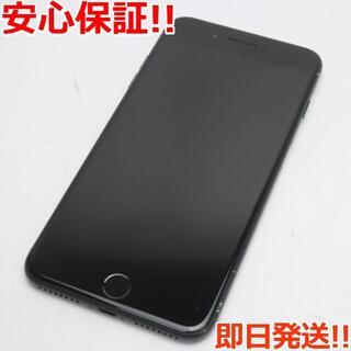 アイフォーン(iPhone)の良品中古 SIMフリー iPhone7 PLUS 256GB ブラック(スマートフォン本体)