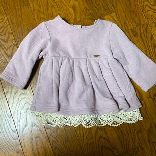 petit main - ベビー服 ●美品●トレーナー