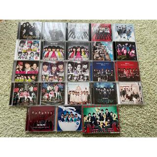 ジャニーズ(Johnny's)の[60枚] Kis-My Ft2 アルバム / シングル CD セット(アイドルグッズ)