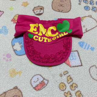 EARTHMAGIC - 子供用キャップ