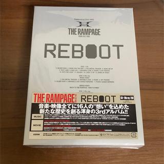 ザランページ(THE RAMPAGE)の(𝐻様 専用)(応募コード付) TheRAMPAGE REBOOT BD豪華盤(ポップス/ロック(邦楽))