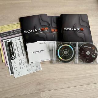 ローランド(Roland)のCakewalk SONAR 8.5 PRODUCER(DAWソフトウェア)