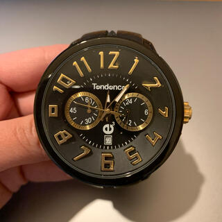 テンデンス(Tendence)のtendence メンズ 腕時計(腕時計(アナログ))