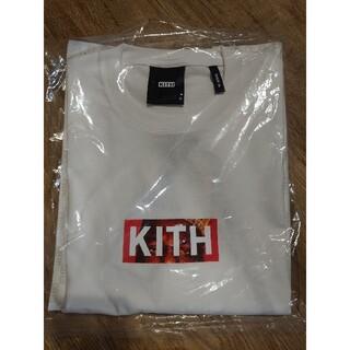 KITH ノトーリアス B.I.G クラシック ロゴ Tシャツ(Tシャツ/カットソー(半袖/袖なし))