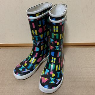 AIGLE(エーグル) キッズ 長靴 レインブーツ 20cm