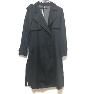 ルシェルブルー(LE CIEL BLEU)のルシェルブルー コート サイズ38 M - 黒(その他)