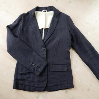 ハグオーワー(Hug O War)の雅姫さんブランド CLOTH & CROSS リネンジャケット(テーラードジャケット)