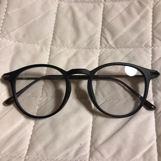 ユニクロ(UNIQLO)のユニクロ サングラス ボストンコンビクリアサングラス(サングラス/メガネ)