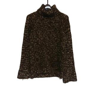ヨウジヤマモト(Yohji Yamamoto)のヨウジヤマモト 長袖セーター サイズ3 L(ニット/セーター)