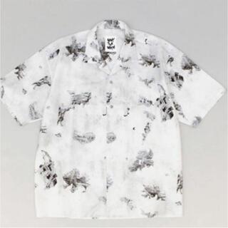 ディオール(Dior)のDANIEL ARSHAM × POGGY THE MAN 2G 開襟シャツ M(シャツ)