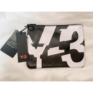 ワイスリー(Y-3)のY-3  クラッチバック ポーチ(セカンドバッグ/クラッチバッグ)