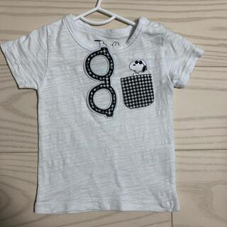 スヌーピー(SNOOPY)のピーナッツ スヌーピー Tシャツ 80サイズ(Tシャツ)