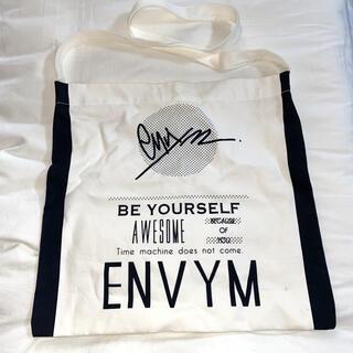 アンビー(ENVYM)のENVYM アンビー ショップバッグ(ショップ袋)