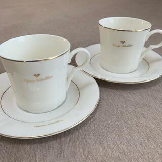 MARIO VALENTINO - 【値引】MARIO VALENTINO ♡コーヒーカップ 美品 2セット