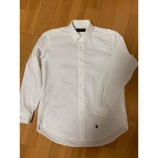 ジェイプレス(J.PRESS)のオックスフォードシャツ J.PRESS DIGAWEL ホワイト (シャツ)