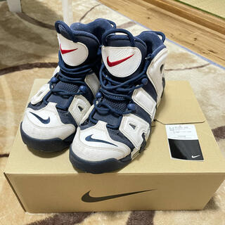ナイキ(NIKE)のNike Air More Uptempo Olympic 96(スニーカー)