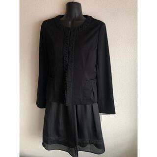 エニィスィス(anySiS)の新品&美品 東京スタイル ジャケット anySiS スカート セットアップスーツ(セット/コーデ)