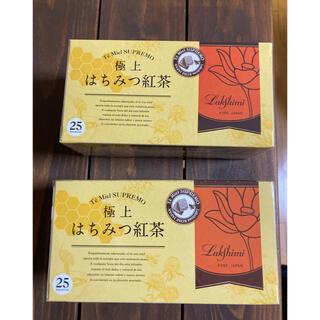 【新品未開封】極上はちみつ紅茶 2箱(茶)