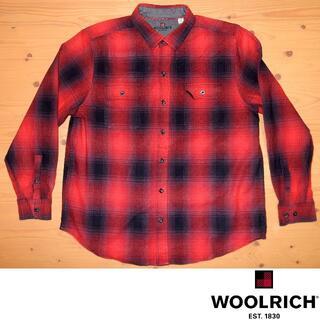 ウールリッチ(WOOLRICH)のXLサイズ   WOOLRICH/ウールリッチ コットンシャツ(シャツ)