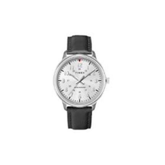 TIMEX(タイメックス)のTIMEX タイメックス メンズコア シルバー/ブラック  メンズの時計(腕時計(アナログ))の商品写真