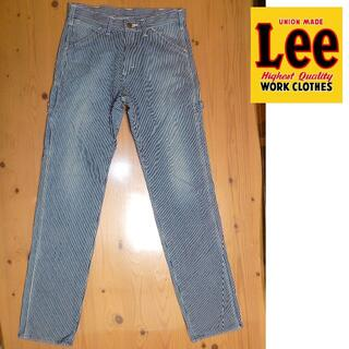 リー(Lee)のSサイズ  Lee ヒッコリーペインターパンツ LM4288(ペインターパンツ)