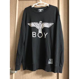 ボーイロンドン(Boy London)のBOY LONDON スウェットトレーナー Mサイズ(スウェット)