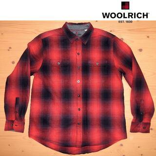 ウールリッチ(WOOLRICH)のLサイズ WOOLRICH/ウールリッチ コットンシャツ(シャツ)