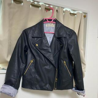 トランテアンソンドゥモード(31 Sons de mode)のトランテアン ライダースジャケット(ライダースジャケット)