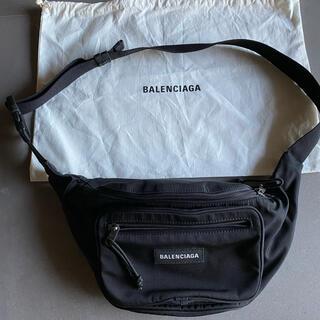バレンシアガ(Balenciaga)のBALENCIAGA ウエストポーチ バッグ 美品(ウエストポーチ)