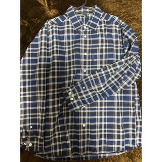 モンベル(mont bell)のチェックシャツ(Tシャツ/カットソー(七分/長袖))