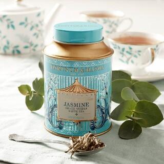 ジャスミンシルバーニードル 白茶 フォートナム&メイソン(茶)