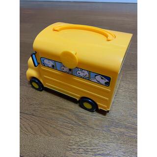 スヌーピー(SNOOPY)のSNOOPY バス型BOX(ケース/ボックス)