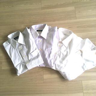 アオキ(AOKI)のワイシャツ4点セット ワイシャツ ストライプシャツ(シャツ)