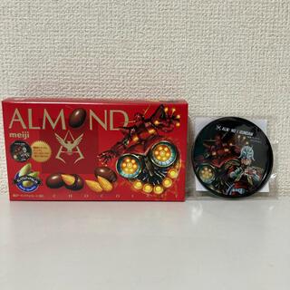 アーモンド(ALMOND)のガンダム × アーモンドチョコレート シャアコースター(キャラクターグッズ)