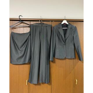 シマムラ(しまむら)のフォーマルスーツ3点セット パンツスーツ(スーツ)