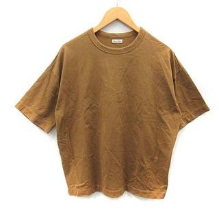 スティーブンアラン(steven alan)のスティーブンアラン Steven Alan カットソー Tシャツ 半袖 無地 コ(Tシャツ/カットソー(半袖/袖なし))